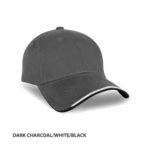 DARK CHARCOAL/WHITE/BLACK