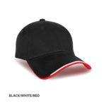 RED/WHITE/BLACK