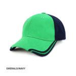 EMERALD GREEN/NAVY