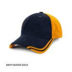 NAVY/AUSSIE GOLD