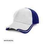 WHITE/ROYAL