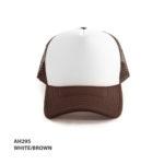 WHITE/BROWN