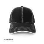BLACK/WHITE