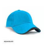AQUA/BLACK