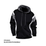 BLACK/WHITE/MARBLE